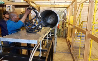 Satellite-Environmental-Stress-Testing-Plate-Within-A-Vacuum-Chamber-4587