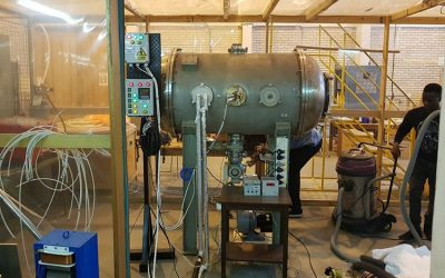 Satellite-Environmental-Stress-Testing-Plate-Within-A-Vacuum-Chamber-758899