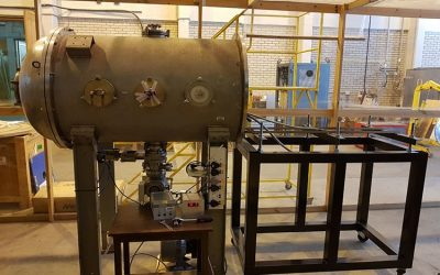 Satellite-Environmental-Stress-Testing-Plate-Within-A-Vacuum-Chamber-787878