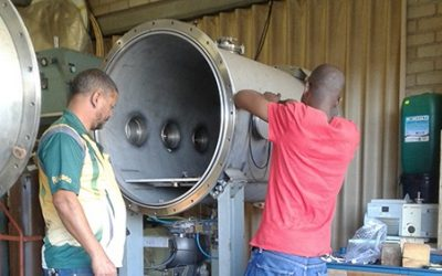 Satellite-Environmental-Stress-Testing-Plate-Within-A-Vacuum-Chamber-89544