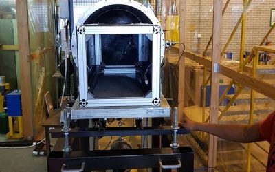 Satellite-Environmental-Stress-Testing-Plate-Within-A-Vacuum-Chamber-95844